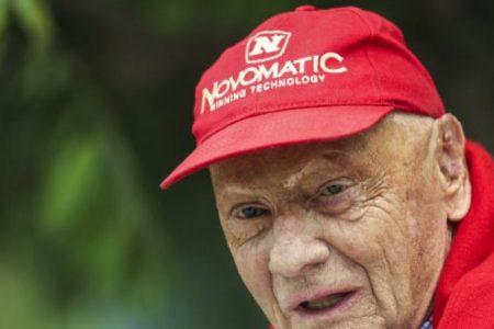 «Έφυγε» από τη ζωή ο θρύλος της Formula 1, Νίκι Λάουντα
