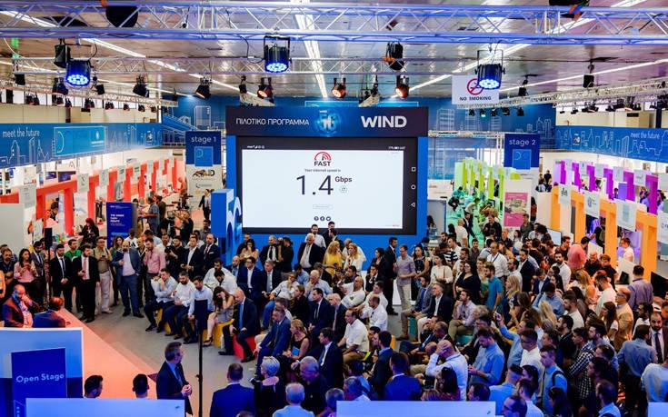 Η WIND λειτουργεί σε πραγματικές συνθήκες πιλοτικό δίκτυο 5G – Newsbeast