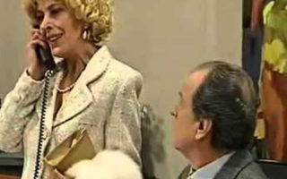 Πέθανε ο «Νικηφόρος Κασιμάτης», ο... καναλάρχης και φλερτ της Ντένης Μαρκορά στους «Δύο Ξένους»