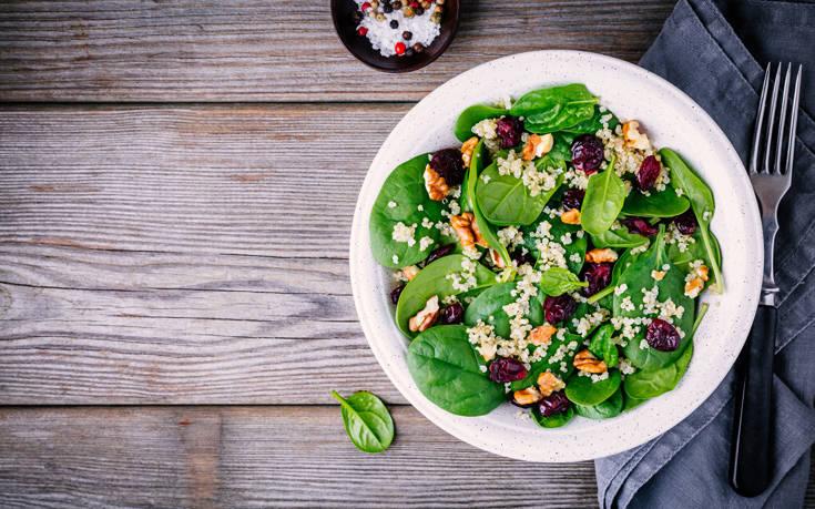 Δέκα διατροφικά tips για να μην βάλεις ούτε μια θερμίδα στη νηστεία – Newsbeast