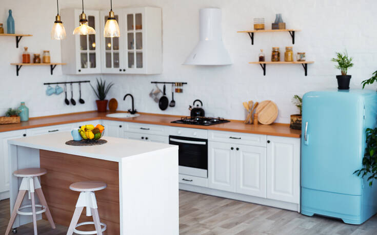 Η νέα διακοσμητική τάση που θέλει το ψυγείο εκτός κουζίνας – Newsbeast