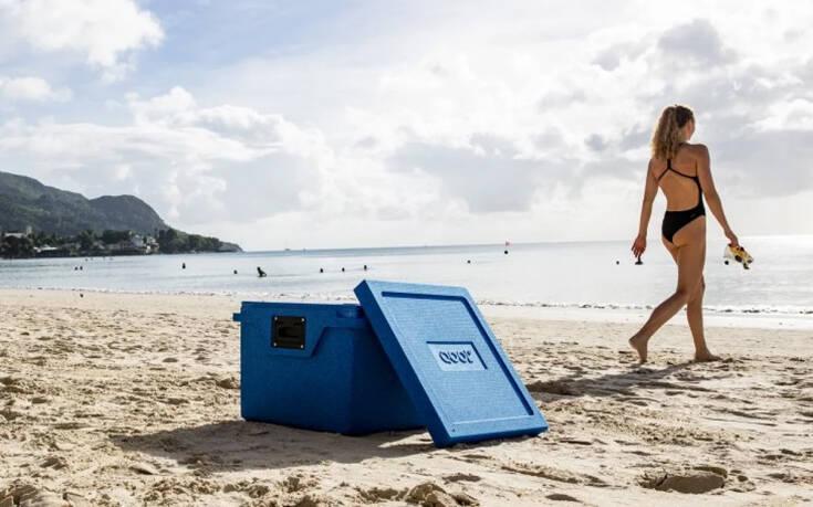 Το καινοτόμο φορητό ψυγείο που διατηρεί την ψύξη του ακόμα και για… 10 μέρες