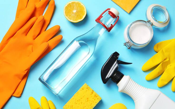 Τέσσερα «μαγικά» φυσικά προϊόντα για να καθαρίσετε το σπίτι σας – Newsbeast