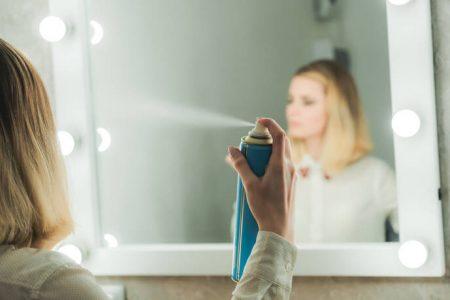 Πού μπορείτε να χρησιμοποιήσετε την λακ πέρα από τα μαλλιά σας – Newsbeast