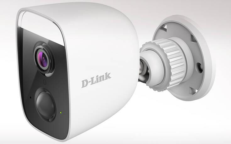 Η D-Link παρουσιάζει την έξυπνη κάμερα εξωτερικού χώρου DCS-8627LH – Newsbeast