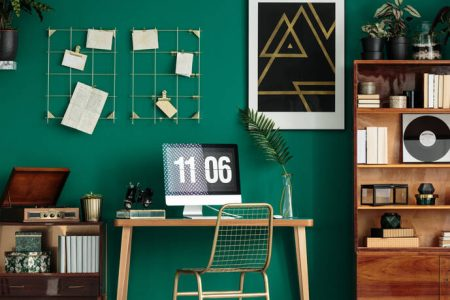 Αυτό το χρώμα συστήνουν οι ειδικοί για τον χώρο του γραφείου στο σπίτι – Newsbeast