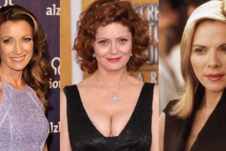 Αυτές είναι οι 3 γυναίκες που τα βρήκαν σκούρα με την εμμηνόπαυση - BORO από την ΑΝΝΑ ΔΡΟΥΖΑ