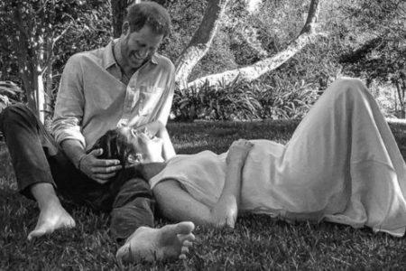 Μετά την αποβολή τον Ιούλιο, Ο Χάρι και η Μέγκαν ανακοίνωσαν τη δεύτερη εγκυμοσύνη - BORO από την ΑΝΝΑ ΔΡΟΥΖΑ