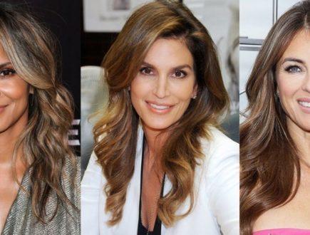 Τα 50 είναι τα νέα 30; Αυτές οι 3 celebrities το αποδεικνύουν, χαρίζοντας μας τα μυστικά ομορφιάς τους - BORO από την ΑΝΝΑ ΔΡΟΥΖΑ