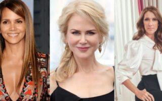 Αυτές είναι οι 3 celebrities που έγιναν μητέρες μετά τα 40 - BORO από την ΑΝΝΑ ΔΡΟΥΖΑ
