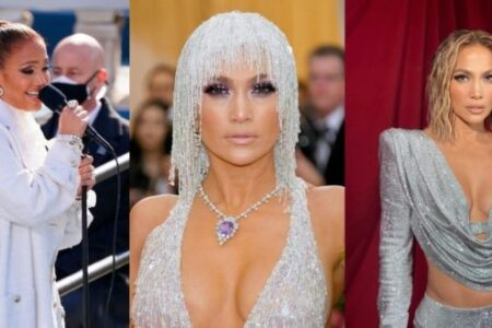 "Jenny from the block: Τα 4 κορυφαία beauty looks της Τζένιφερ Λόπεζ που θα σας ""κόψουν"" την ανάσα - BORO από την ΑΝΝΑ ΔΡΟΥΖΑ"
