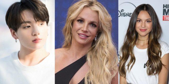 Αυτοί είναι οι 3 πιο διάσημοι celebrities για το 2021 - BORO από την ΑΝΝΑ ΔΡΟΥΖΑ